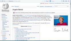 Merkel German wiki