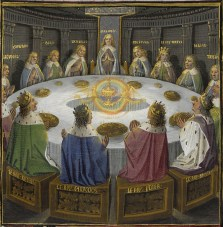 Holy-grail-round-table-bnf-ms_fr-116F-f610v-15th-detail