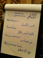 Creative Commons in Arabic - Free Bassel