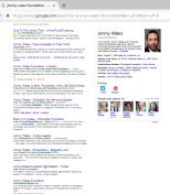 Jimmy Wales Foundation Google search 12-31-2015