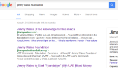 jimmy wales foundation screenshot