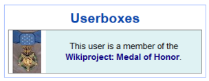 userbox medal of honor